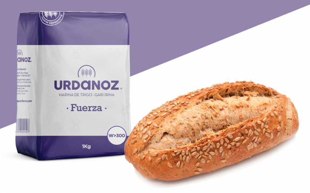Porqué elegir la harina de fuerza Urdanoz